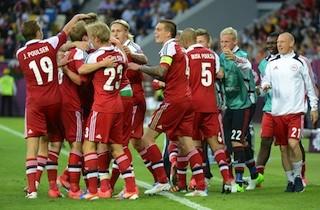 Optakt: Danmark-Tyskland
