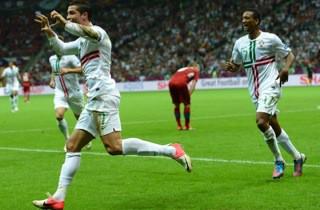 Afslutningssyg Ronaldo sikrede sejren