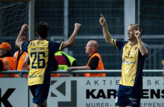 Sprudlende Hobro nedspillede Brøndby