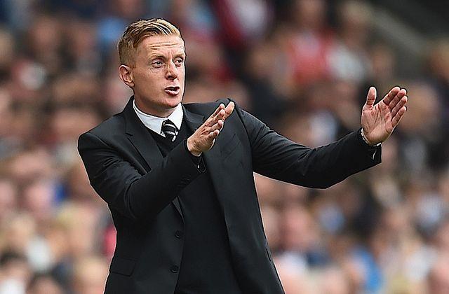 Championship - Birmingham fyrer manager Garry Monk