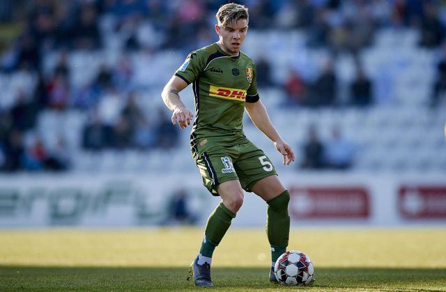 EM U21 - Uheldig U21-profil er tvivlsom mod Østrig