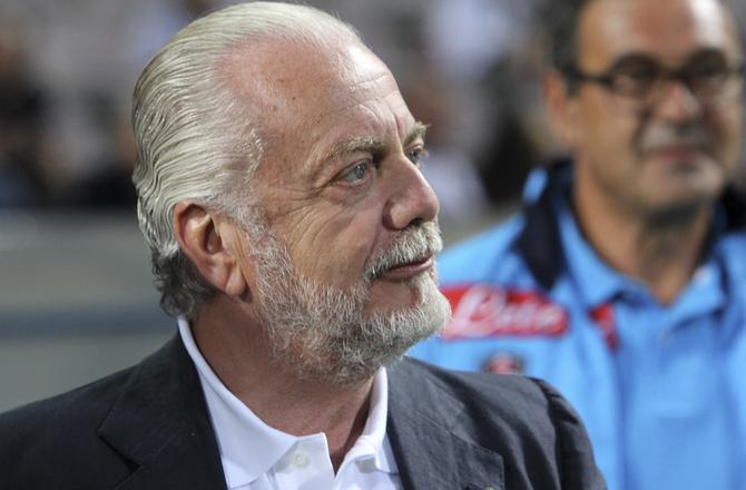 Serie A -Napoli-boss er åben for profil-salg