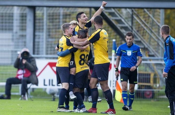 3F Superliga -Hobro giver to år mere til Mathias Haarup