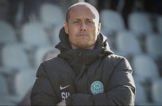 EM U21 -DBU har haft Steffen Højer i kikkerten tidligere