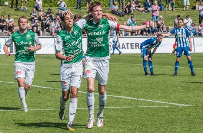 NordicBet Liga -Ambitiøs Næstved-anfører regner med at blive