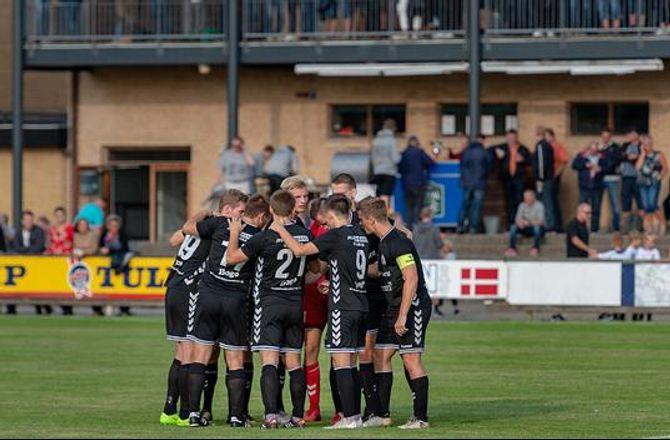 2. Division -Sportschefen forlader Vejgaard