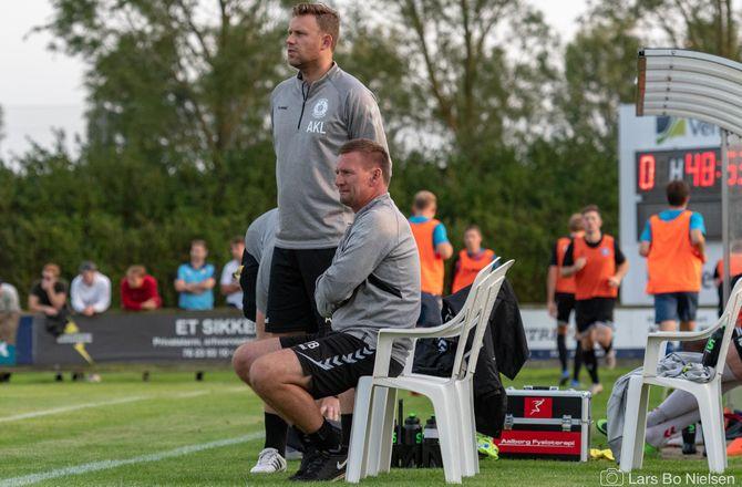 2. Division -Cheftræneren forlænger med to år i Vejgaard