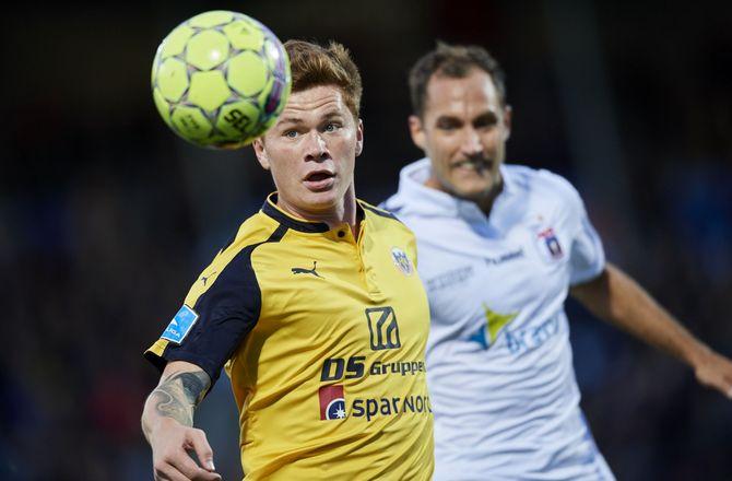 NordicBet Liga -Vendsyssel tester Grønning og keeper