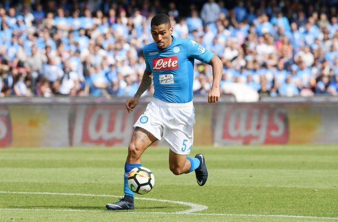 Serie A -Napoli-midt hilser James-transfer velkommen