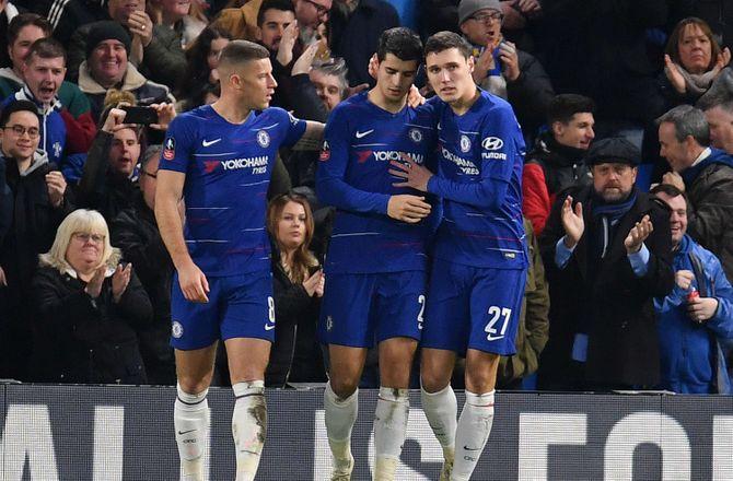 International -Chelsea blev sænket til sidst i Japan