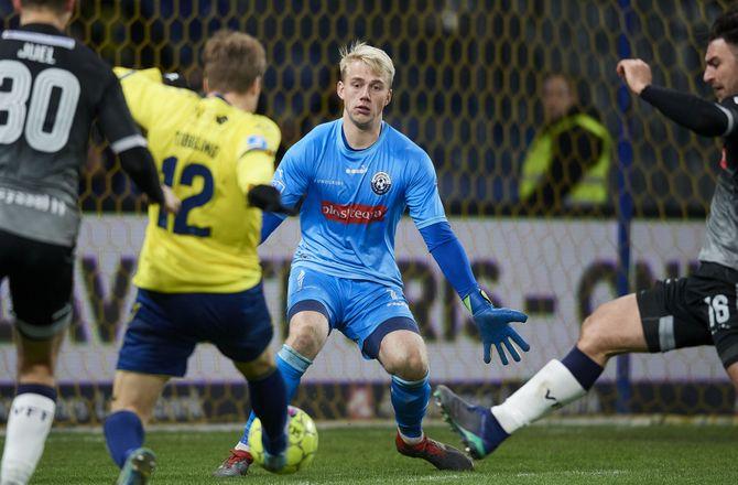 NordicBet Liga -Vendsyssel-keeper har mod på mere Superliga