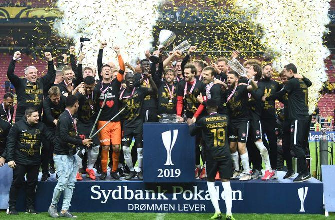 Sydbank Pokalen -Lodtrækning: Top seks træder ind i pokalen