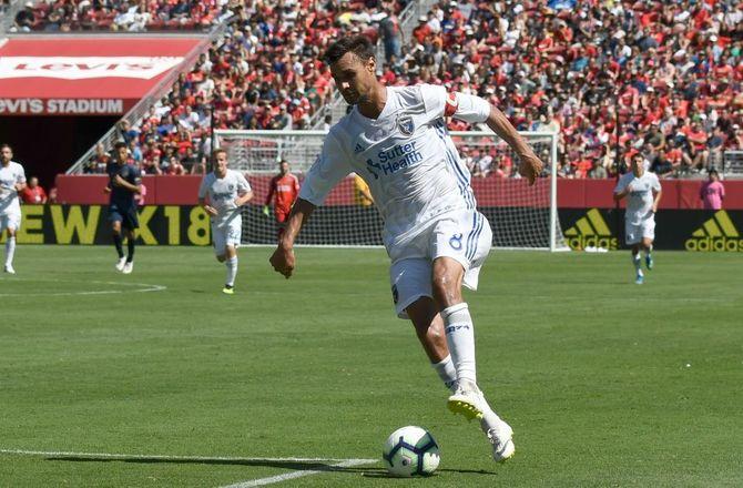Major League Soccer -Skarp angriber udbygger flot MLS-rekord