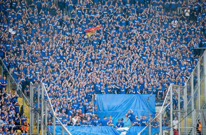 Bundesliga -Efter fan-kritik: Oprykker dropper Leipzig-aftale