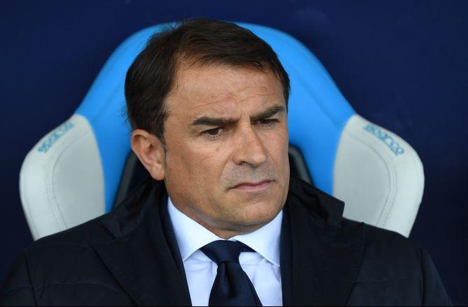 Serie A -SPAL holder på sensationstræner