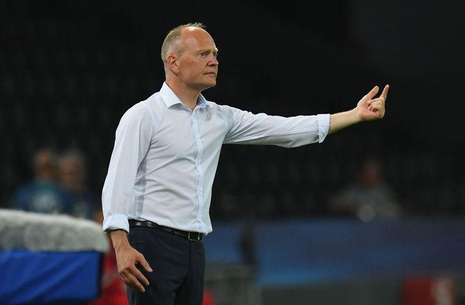 International -Niels F: Er en mere afklaret træner nu