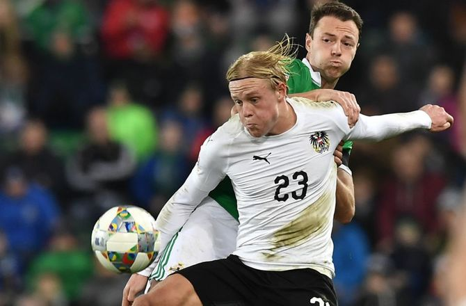 International -Wolfsburg prøver med østrigske Schlager