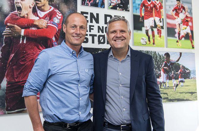 EM U21 -Officielt: Capellas ny U21-chef - Højer assistent