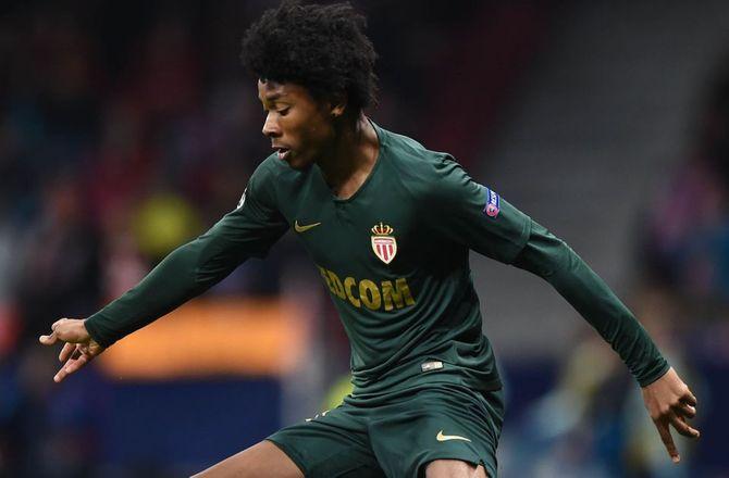 Ligue 1 -Patrick Vieira henter Thurams søn til Nice