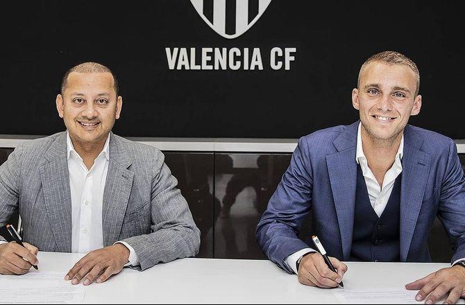 La Liga -Glad Cillessen: Valencia er en speciel klub