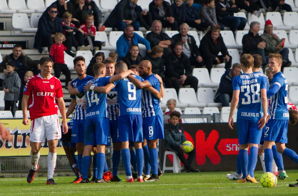 Esbjerg tester mod slovakisk tophold