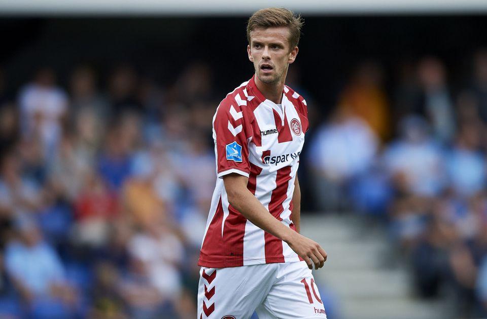 AaB vil købe Lucas Andersen fri